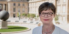 Christine Hennion, députée des Hauts-de-Seine (LREM) et présidente de la fondation Femmes@Numerique.