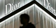 Christian Dior fait partie des tois groupes mondiaux ayant enregistré la plus forte croissance en 2012. (Photo Reuters)