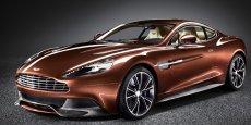 Aston Martin s'équipera de moteurs V8 germaniques