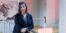 Lilla Merabet, vice-présidente (MoDem) du Conseil régional du Grand-Est en charge de la compétitivité, de l'innovation et du numérique.