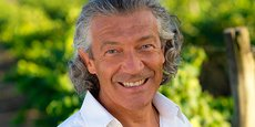 Gérard Bertrand, fer de lance de la viticulture bio en Occitanie.