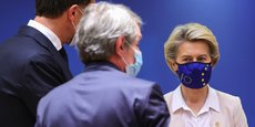 Avant le début de la crise, Ursula von der Leyen défendait le double principe d'une taxe carbone et d'une taxe carbone aux frontières.