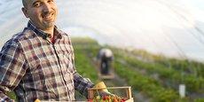 La confiance dans les produits et la fierté des agriculteurs au cœur de la nouvelle marque C du Centre.