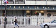 Le Crous de Paris fait partie des immeubles sélectionnés par l'Etat.