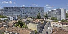 Le programme de réhabilitation GHI au Grand Parc, à Bordeaux, pour les résidences Gounod, Haendel et Ingres est mené par Aquitanis.