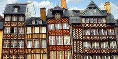 Architecture de l'immobilier de Rennes