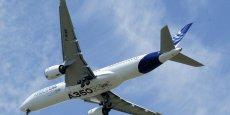 L'A350 est le gros défi industriel d'Airbus en 2016, a estimé le PDG d'Airbus Fabrice Brégier