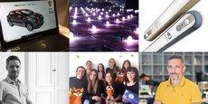 Meshroom VR, Dronisos, Domalys, Wiidii, Dipongo et 3Ditex figurent dans la délégation French Tech de Nouvelle-Aquitaine pour l'édition 100 % numérique du CES 2021.