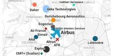 Manifestation contre les licenciements à Airbus en juillet dernier.