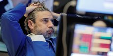 Photo d'illustration. La pandémie a ravagé les Bourses en mars.