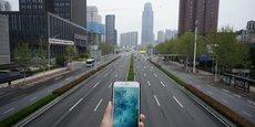 Le Covid-19 est apparu à la fin de l'an dernier dans la ville de 11 millions d'habitants du centre de la Chine, placée en quarantaine pour 76 jours par les autorités à compter du 23 janvier 2020 (photo prise le 1er avril 2020).