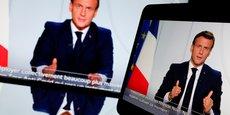 Photo d'illustration. M. Macron devra trouver un équilibre entre la solennité de l'exercice des vœux et la nécessité d'accompagner l'état d'esprit des Français et tracer des perspectives très précises, alors même que la France est tributaire de toutes sortes de facteurs extérieurs incertains voire inconnus, a expliqué Sylvain Fort, ancien conseiller du président, jeudi sur Europe 1.