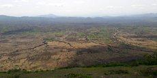 Le futur parc éolien Assela sera situé entre les villes d'Adama et d'Assela, à environ 150 km au sud d'Addis-Abeba.