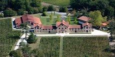 Le Château Le Sartre (Pessac-Léognan) accueille depuis ce lundi 4 janvier le nouvel incubateur de Bernard Magrez avec Unitec tandis que Bordeaux Technowest ouvre une antenne à Libourne.