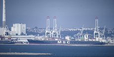 Le port du Havre.