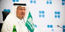 Le ministre de l'Energie saoudien, le prince Abudlaziz bin Salman.