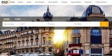 L'Américain eXp Realty, réseau de mandataires immobiliers, s'implante en France sous la bannière eXp France.