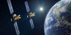 Les deux satellites vendus à Intelsat appartiennent à la famille OneSat, la dernière génération de satellites à charge utile numérique entièrement flexibles et reconfigurables en orbite.