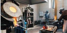 WeeeCycling collecte et affine des métaux issus de déchets ou de rebuts industriels au terme d'un procédé écologiquement vertueux.