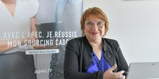 Danielle Sancier, la directrice régionale de l'Apec en Nouvelle-Aquitaine, fait le point sur le marché de l'emploi des cadres en ce début d'année 2021.