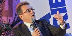 Jean-Michel Ramirez, PDG de l'ETI girondine JVGroup.