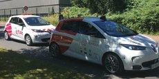 A Rouen, NextMove accompagne le projet Autonomous Lab porté par Renault et Transdev