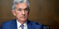 Les nouvelles prévisions suggèrent que la Fed s'attend à une reprise plus rapide qu'anticipé jusqu'alors: elle a notamment relevé sa prévision de croissance du produit intérieur brut (PIB) des Etats-Unis cette année à 7,0% contre 6,5% prévu en mars.