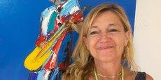 Corinne Gonet est viticultrice et infirmière au Royal Hospital de Londres et au CHU de Bordeaux