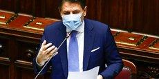 ITALIE: CONTE OBTIENT LA CONFIANCE DE LA CHAMBRE MALGRÉ LA DÉFECTION DE RENZI