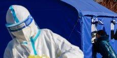 CORONAVIRUS: LA CHINE ENREGISTRE 118 NOUVELLES INFECTIONS