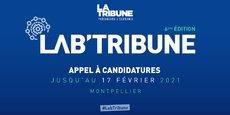 APPEL À CANDIDATURES - Concours de pitch, Lab'Tribune