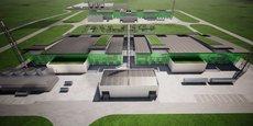 Désormais associé à Engie, H2V Normandy projette de construire un complexe d'électrolyseurs pour produire de l'hydrogène renouvelable et bas carbone dans l'estuaire de la Seine. L'investissement est estimé à 230 millions d'euros