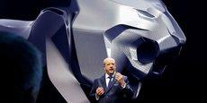 Jean-Philippe Imparato a pris la tête d'Alfa Romeo le 19 janvier
