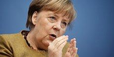 Angela Merkel s'exprimait ce mardi lors du Forum de Davos 2021 au sujet de la course aux vaccins et des risques entrainés par un manque de coopération internationale.