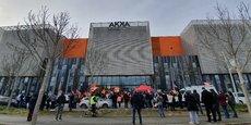 Les salariés d'Akka à Toulouse veulent faire pression sur la direction qui prévoit 650 suppressions de postes dans la Ville rose.