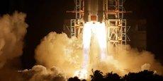 La fusée Chang Zheng 5 (Longue Marche 5)