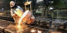 Les Fonderies Nicolas, à Nouzonville (Ardennes). Cette PME de 40 salariés participe aux essais de fabrication additive mis au point dans l'écosystème local.