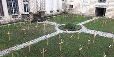 L'intersyndicale représentant les 91 salariés de la Papeterie de Bègles dénonce une mort annoncée.