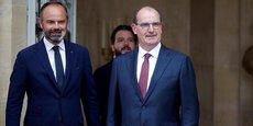 Jean Castex a retrouvé son prédécesseur à l'occasion du comité interministériel  de la mer au Havre