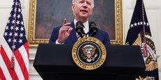 Le président américain, Joe Biden.