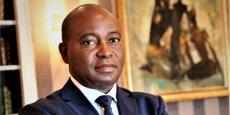 Déogratias Mutombo, gouverneur de la Banque Centrale du Congo (BCC).