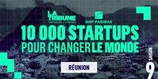 Le concours 10000 startups pour changer le monde 2021 a débuté par une étape spéciale à La Réunion le 23 janvier.