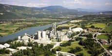 Le projet concernant l'usine de Montalieu de Vicat a été présélectionné tout récemment par la DGE pour être éventuellement présenté dans le cadre de l'PCEI Hydrogène, programme de financement européen.
