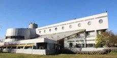 Les locaux de l'Institut Evering, dédié aux métiers de l'aéronautique, à Mérignac.