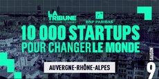 Vingt-quatre startups de la région Aura sont venues pitcher leur innovation devant un jury de professionnels.