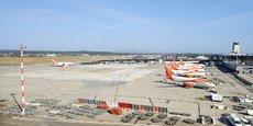EasyJet détient encore 58 % de parts de marché dans le trafic passagers de l'EuroAirport.
