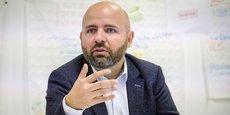 Matthieu Rouveyre, vice-président du Département de la Gironde