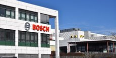Le site Bosch de Rodez est spécialisé dans la production d'éléments mécaniques pour moteur diesel.