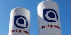 L'entreprise Air Liquide est associée à ce projet de centre de formation, aux côtés d'autres acteurs privés comme TotalEnergies.