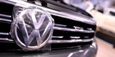 Le groupe VW vise un part de 70% de voitures électriques dans ses ventes européennes à l'horizon 2030.